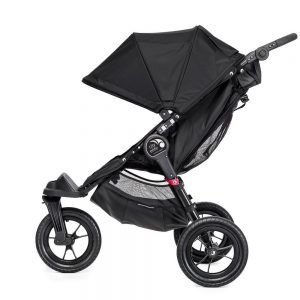 Baby Jogger City Elite Negro Lateral