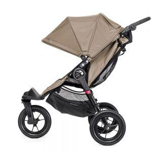 Baby Jogger City Elite Tierra Lateral