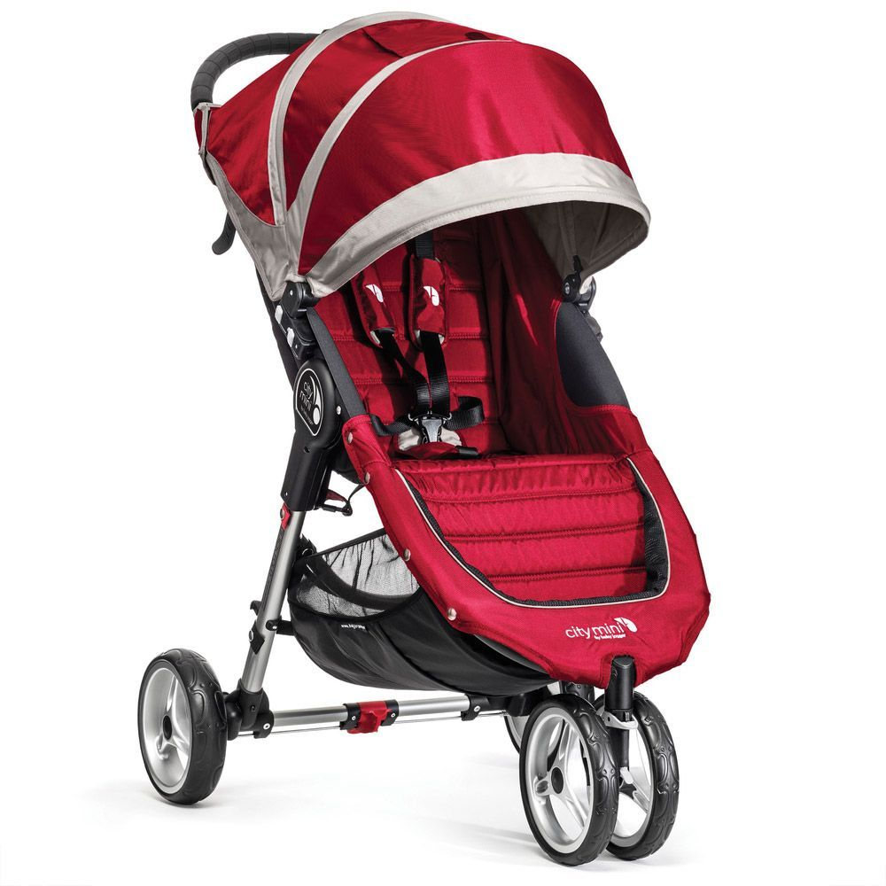 Baby Jogger City Mini 3 Rojo