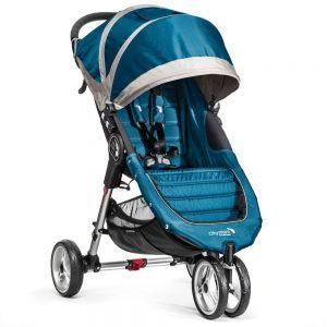 Baby Jogger City Mini 3 Turquesa