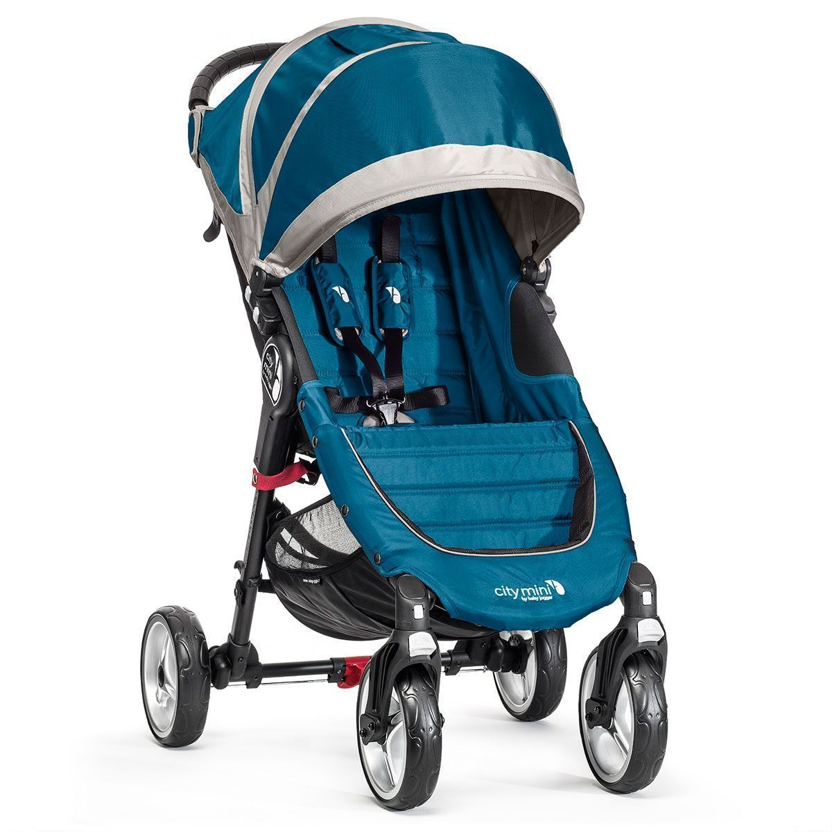 Baby Jogger City Mini 4 Turquesa