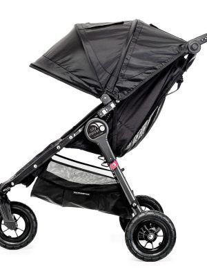 Baby Jogger City Mini GT Negro/Negro Lateral