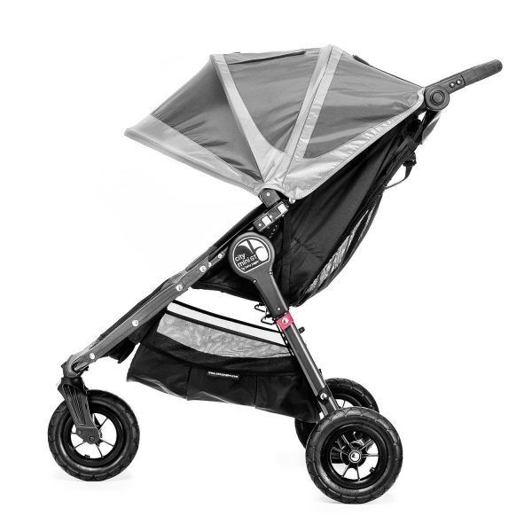 Baby Jogger City Mini GT Gris Lateral