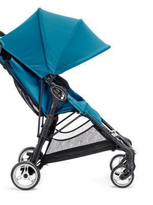 Baby Jogger City Mini Zip Turquesa Lateral
