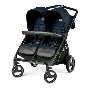 Peg Perego Book for Two Navy