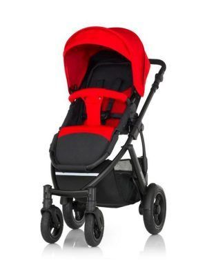 Silla de Paseo Britax Smile 2 Flame Red