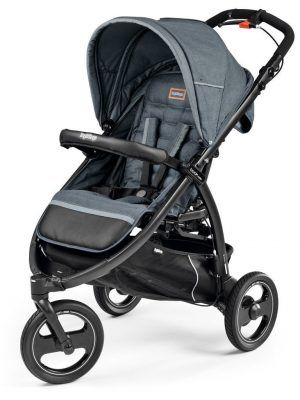 Silla de Paseo Peg Perego Book Cross Blue Denim