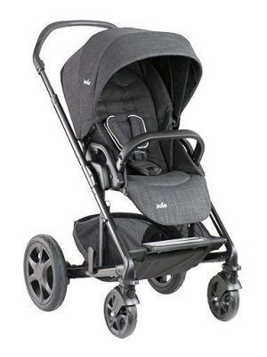 Silla de Paseo Joie Chrome dlx Pavement