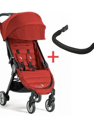 Baby Jogger City Tour Garnet mas regalo