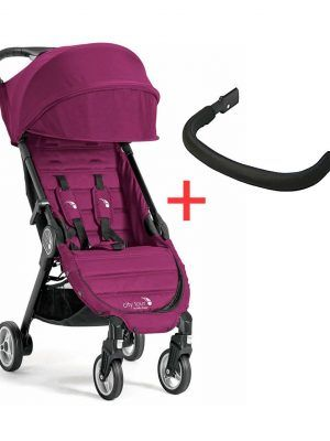 Baby Jogger City Tour Violet mas regalo
