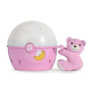 Proyector Chicco Next 2 Stars Rosa