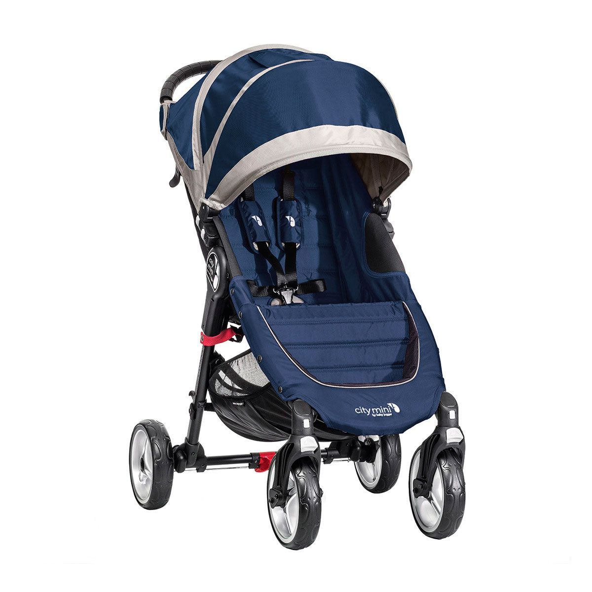 Baby Jogger City Mini 4 Azulón
