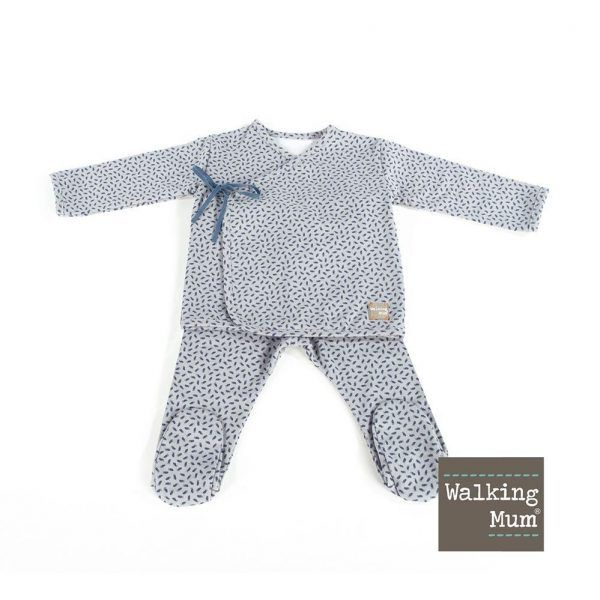 Camiseta y Polaina Winter Stories Walking Mum
