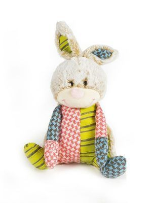 Walking Mum Peluche Conejito Patchwork
