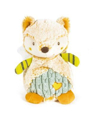 walking mum peluche mapache