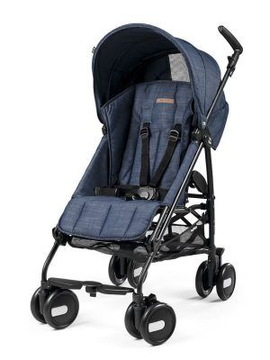 Silla de Paseo Peg Perego Pliko Mini Urban Denim
