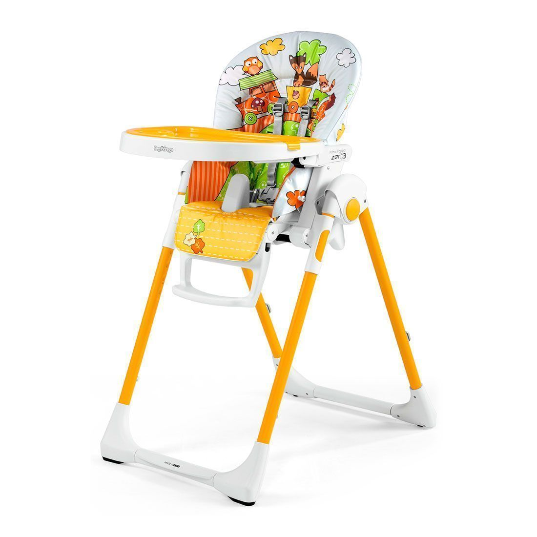 Trona Peg Perego Prima Pappa Zero 3 Fox & Friends