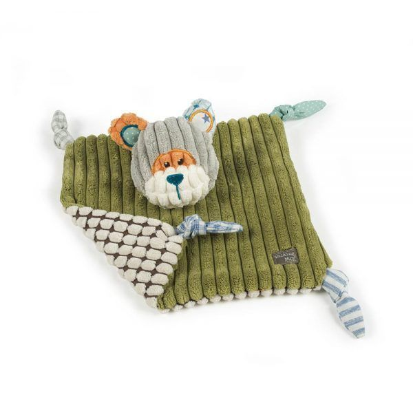 Walking Mum Doudou Osito Patchwork
