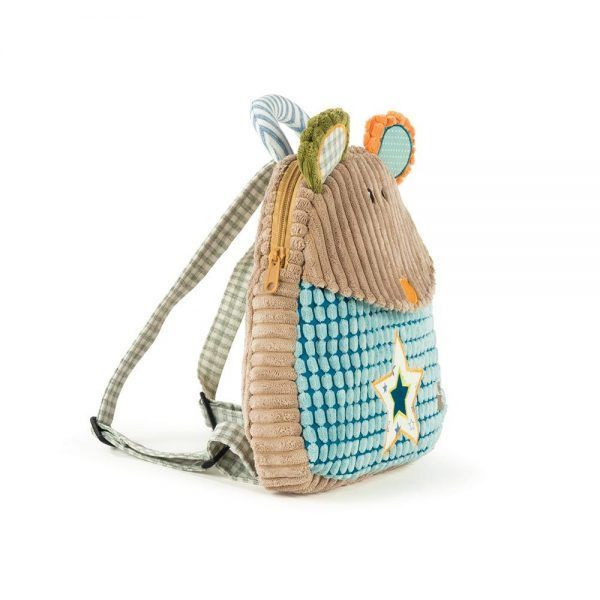 Walking Mum Mochila Infantil Ratita Patchwork