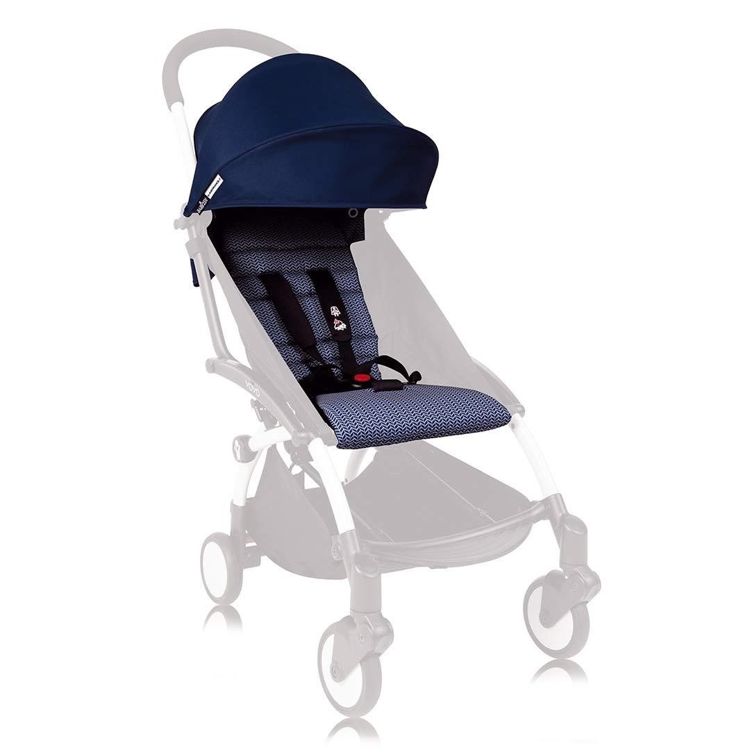 Sillas de paseo ligeras decoinfant - Reductor silla paseo ...