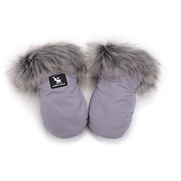 Guantes Silla Cottonmoose Grey