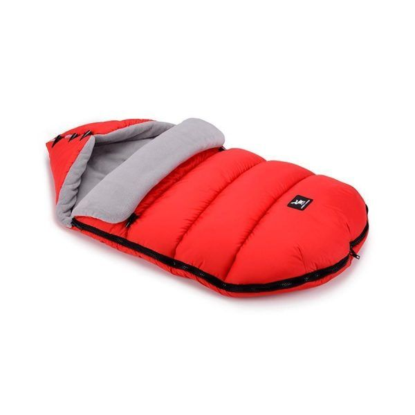 Cottonmoose Saco Capazo Grupo 0 Baby Moose Red