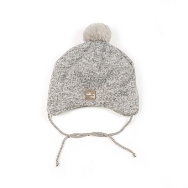 Walking Mum Gorro Walking Furs Gris