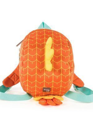 Walking Mum Mochila Infantil Gallo Rojo