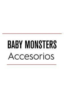 Accesorios Baby Monsters