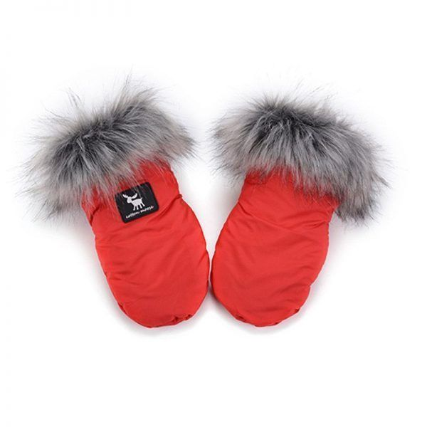 Guantes Silla Cottonmoose Red