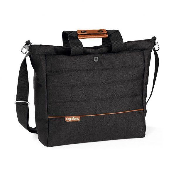 Bolso Cambiador All Day Bag Ypsi Ebony Peg Perego