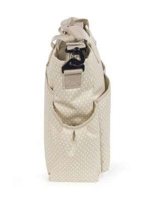 Walking Mum Bolso Cambiador Happy Chic Beige