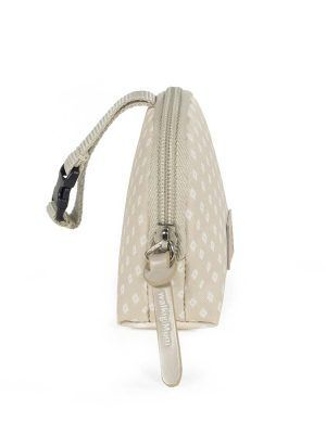 Walking Mum Funda Chupete Happy Chic Beige