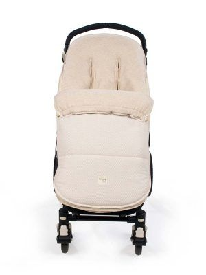Walking Mum Funda con Saco Silla Happy Chic Beige
