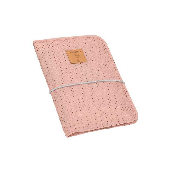 Cambiador Casual Changing Pouch Dots Rose Lassig