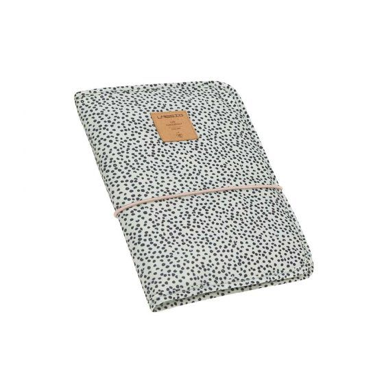 Cambiador Casual Changing Pouch Dotted Offwhite Lassig