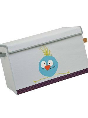 Juguetero Toy Trunk Wildlife Birdie Lassig