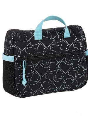 Neceser Mini Washbag Little Spookies Black Lassig