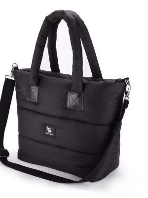 Cottonmoose Bolso Cambiador Moose Black