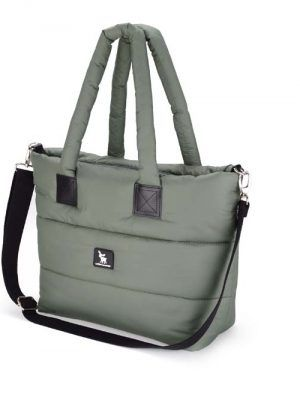 Cottonmoose Bolso Cambiador Moose Jungle Green