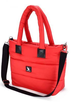 Cottonmoose Bolso Cambiador Moose Red