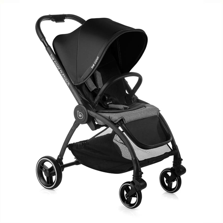 Silla de Paseo Outback Be Cool Be Black