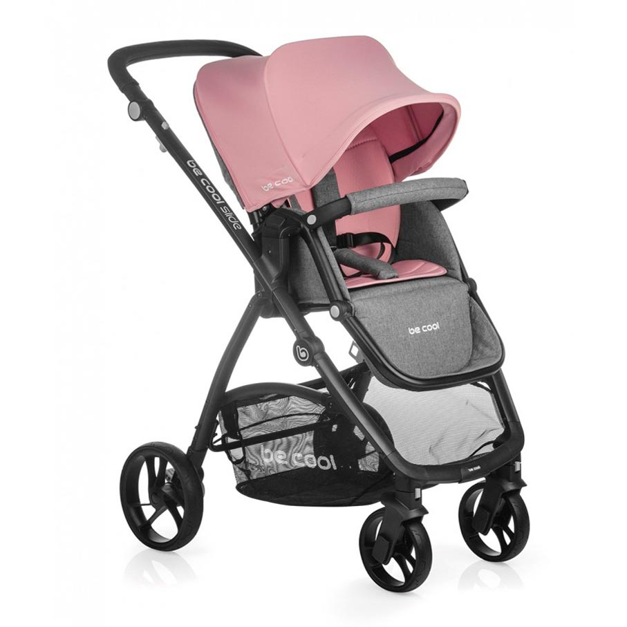 Silla de Paseo Be Cool Slide Be Pink