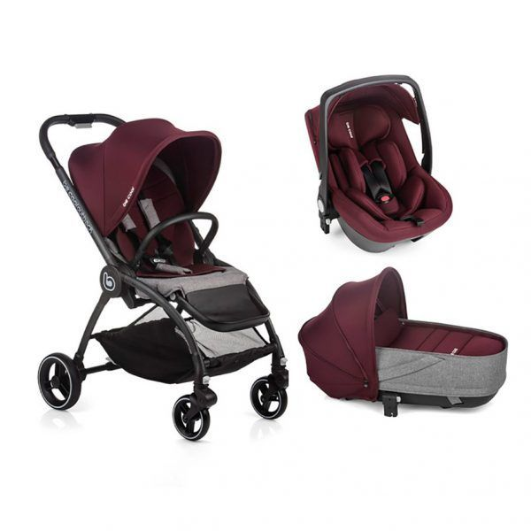 Trío Be Cool Outback Crib One
