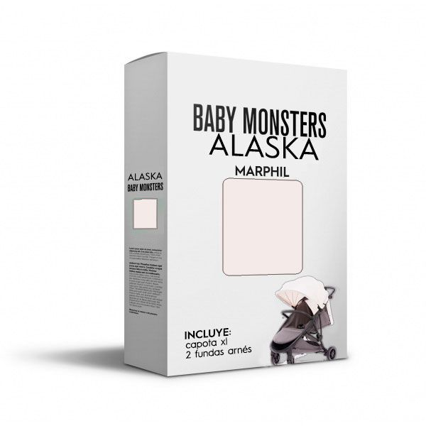 Baby Monsters Set Color para Alaska Marphil