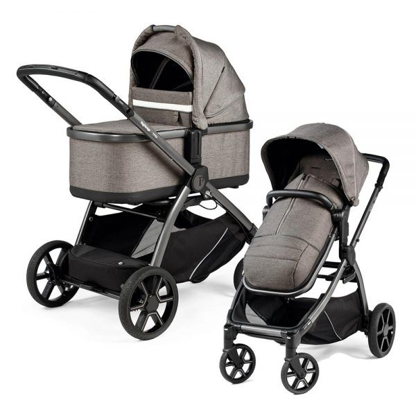 Dúo Peg Perego Ypsi City Grey
