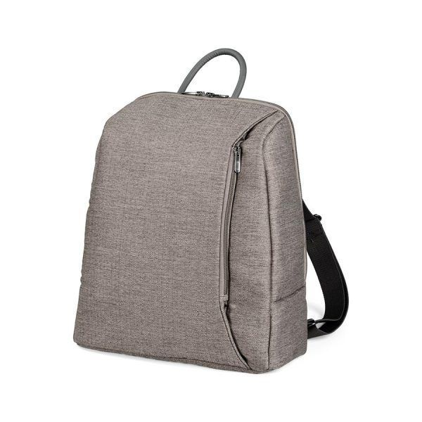 Mochila Backpack Peg Perego City Grey