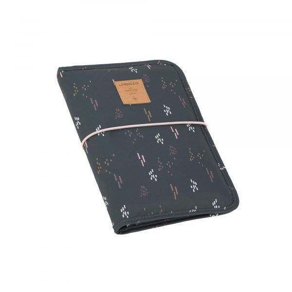 Cambiador Casual Changing Pouch Blobs Forest Lassig