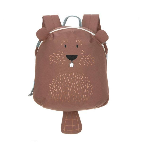 Mochila Tiny Backpack Lassig About Friends Beaver