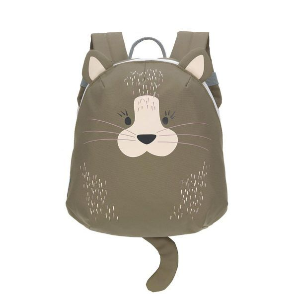 Mochila Tiny Backpack Lassig About Friends Cat